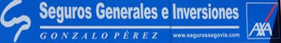 Gonzalo Pérez Herranz, agente de seguros en Segovia. Agente de seguros de AXA en El Sotillo. Agentes de seguros en San Cristóbal de Segovia. Mediador de seguros en Tabanera del Monte. Mediadores de seguros de AXA en El Sotillo. Agentes de seguros confiables en San Cristóbal de Segovia.
